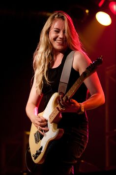 Joanne Shaw Taylor. My new BFF that I haven't met yet