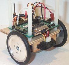"""'''ROBOT VIDEO''' Here is an offsite link to the video while YouTube is processing the embedded version... I created this Instructable for the absolute n00by robot wannabe. I have noticed a huge jump in the number of beginners getting into the hobby and the number of """"how do I"""" questions seem to be mounting. Maybe this humble little Instructable will help one or two create their first robot. You will find basic source code at the end of this Instructable. Don't panic at the number o..."""