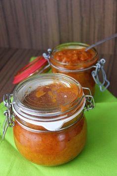 Meruňková marmeláda bez přidaného cukru