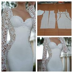 Fitted bustier dress pattern. Order via line : @modelliste (with @) #dresspattern#modellistepattern#poladress#jualpola#jasapola#polabaju#jualpoladress#jasapembuatanpola#polabustier#poladressparty#polapartydress#polagaun#polabajupesta##partydress#gown#whitedress#dressputih