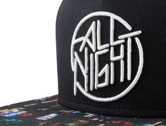 All Night Snapback Cap by NEFF
