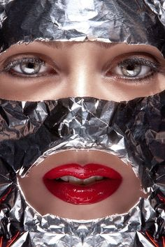 Lips Cyber su Behance