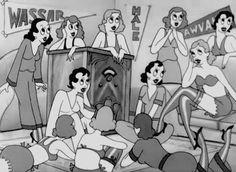 mizenscen:  I've Got To Sing a Torch Song, 1933