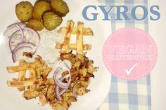 vegan gyros