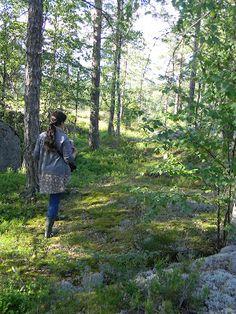 ihanaa, metsä