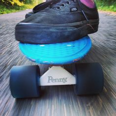 Pennyboard action