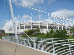 Liberty Stadium South and East Stand