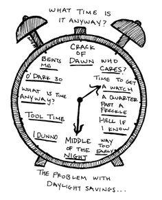 free daylight savings time cartoons - - Yahoo Image Search Results Time Cartoon, Cartoon Images, What Time Is, Daylight Savings Time, Interesting Facts, Image Search, Fun Facts, Cartoons, Social Media