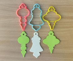 You can choose the material: plastic PLA or plastic PET. Set consist of 3 plastic cutters. Height: yellow - in cm). pink - in cm). blue - in cm). You can order any size (max in cm)). Christmas Tree Toy, Christmas Decorations, Plastic Cutter, Dough Cutter, Clay Tools, Buy Toys, Cookie Cutter Set, Crafts For Kids, Etsy Seller