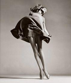 Verushka for Vogue. Photo by Richard Avedon