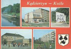 Kędzierzyn-Koźle - 1975 rok, stare zdjęcia