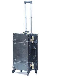 クラシックトランク スーツケース黒