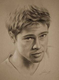 Realistic Paintings of People | Amazing Realistic Pencil Drawings of Famous People