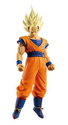 Banpresto Dragon Ball Super 6.7-Inch Super Saiyan 2 Goku…
