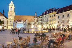 Bratislava, Slovakia - Travel Guide and Travel Info Places Around The World, Around The Worlds, Bratislava Slovakia, Small Luxury Hotels, Holiday Places, Travel Info, Travel Guide, Central Europe, Future Travel