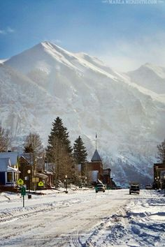 Winter | Telluride, Colorad