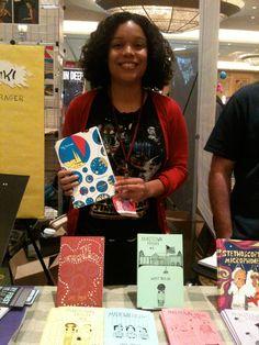 Whit Taylor at SPX 2014! whittaylorcomics.com #SPX #SmallPressExpo #SPX2014 #IndieComics #Comics #IndependentPress #MicroPress #BookArts #Art #Illustration #WhitTaylor