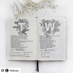 Ryder CarrollさんはInstagramを利用しています:「#Repost @feebujo (@get_repost) ・・・ Yesterday and Today on my Bullet Journal with this new layout! What do you think?  Today is Wednesday…」