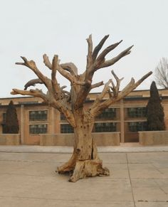 'Fragments' of #criticism Using #art & #wood to complain against #society  By #AiWeiwei
