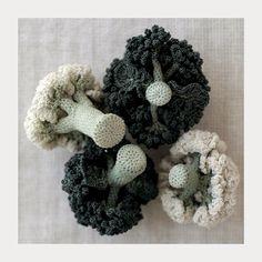 broccoli and cauliflower?