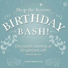 Lots of great deals this wkend www.angelarumsey.scentsy.us