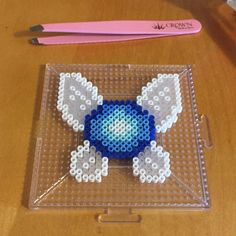 LoZ Navi perler beads by molloy_12