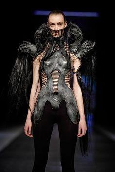 Fashionliquid: KATARZYNA KONIECZKA AVANT-GARDE FASHION DESIGNER