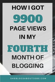 This is my latest blog traffic report. In this post, I share how I was able to increase my blog traffic by more than 40% in 30 days. Click through for some helpful tips on how I did it!