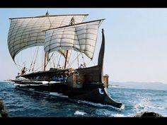 Από τον Οδυσσέα στο Μπαρμπαρόσα. Η ιστορία της πειρατείας (τρέιλερ)