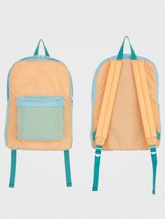 Color Block Nylon Cordura® School Bag   Backpacks & Bags   Kids & Babies' Accessories   American Apparel