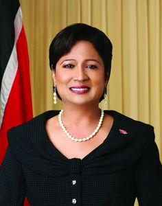 Kamla Persad Bissessar - Trinidadian politician and current Prime Minister of the Republic of Trinidad and Tobago
