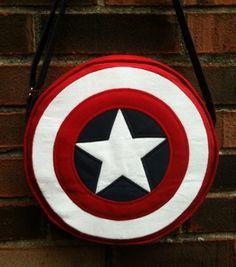 #CaptainAmerica Handbag