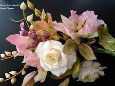 Resultado de imagen de flores de azucar