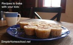 recipes to bake with your kids
