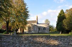 Kelmscott St George Cruciform church, nave and chancel http://www.bwthornton.co.uk/visiting-stratford-upon-avon.phpc.1190, transepts c.1260 -1