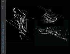 Master of Architecture Thesis 2012 on Behance Concept Architecture, Modern Architecture, Architectes Zaha Hadid, Light Art Installation, Fractal Geometry, Deconstruction, Organic Shapes, Thesis, Behance