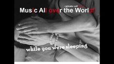while you were sleeping While You Were Sleeping, All Over The World, Music, Musica, Musik, Muziek, Music Activities, Songs