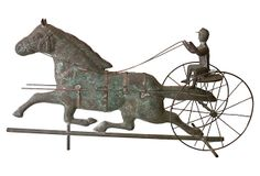 Horse w/ Jockey Weathervane on OneKingsLane.com