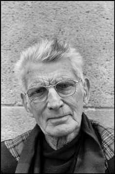 Samuel Beckett, Paris 1986