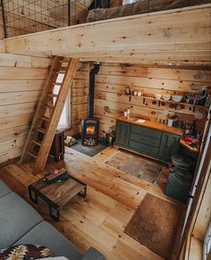 reklam 1 reklam 2 How awesome is this off grid cabin? Located in Quebec, Canada, makes for a cozy … How awesome is this off grid cabin? Located in Quebec, Canada, makes for a cozy stay during winter season ❄️ (📸: Tiny Cabins, Tiny House Cabin, Log Cabin Homes, Cabins And Cottages, Tiny House Living, Tiny House Design, Small Log Cabin, Log Cabins, Tiny Cabin Plans