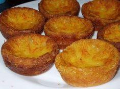 Queijadas de Laranja   Sobremesas de Portugal