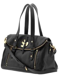 Petal to the Metal Voyage Satchel by Marc by Marc Jacobs