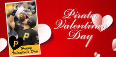 Share #PiratesValentines - Francisco Cervelli | Pittsburgh Pirates