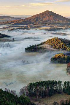 České Švýcarsko National Park, Czech Republic