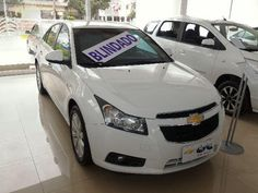 Gm - Chevrolet Cruze Sedan Ltz Blindado 2013 - 2013