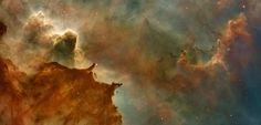 Carina Nebula Detail | Flickr - Photo Sharing!