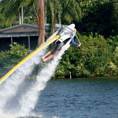 Resque Water-jet Pack
