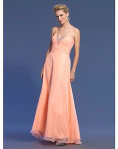 2012 Style A-line Spaghetti Straps Ruffles Sleeveless Floor-length Chiffon Prom Dresses / Evening Dresses (SZ0255320)