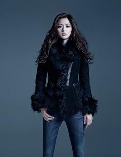 Miss Sixty Fall Winter 2014 - Jun Ji Hyun (全智賢)