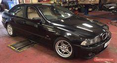 2003 BMW 530i SPORT M SPORT CHAMPAGNE 2 RARE LTD.EDITION E39 NEW MOT SAT NAV #bmw #530 #forsale #unitedkingdom